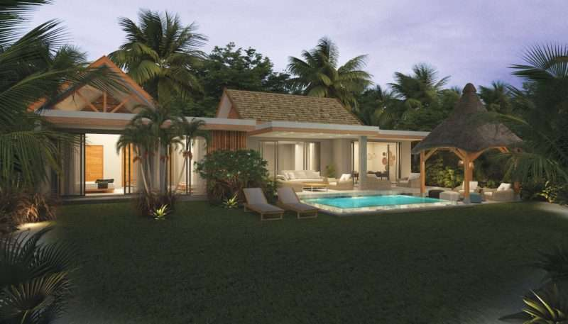 Buy A Luxury Villa In The Pds Project Pointe D Esny Le Village